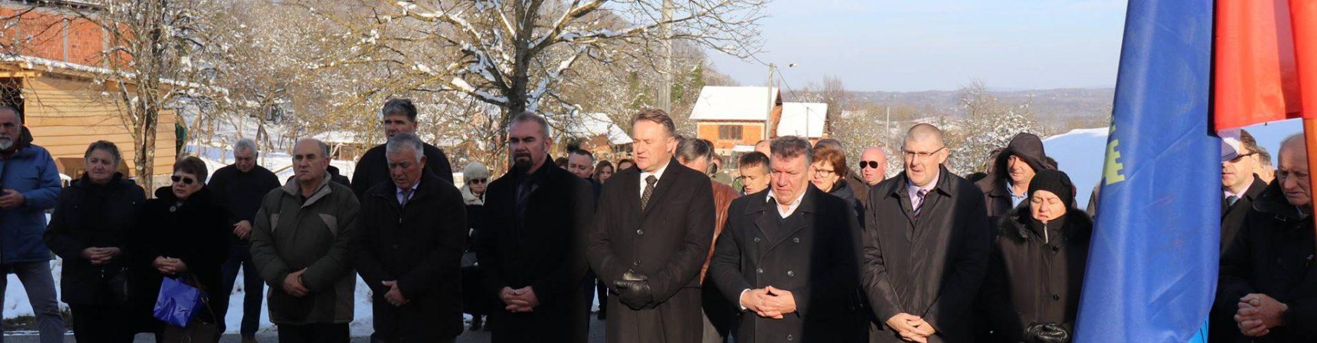 Obilježena 27. obljetnica stradanja mještana naselja Joševica u Domovinskom ratu