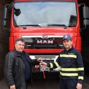 Vozila i oprema za glinske vatrogasce u vrijednosti više od 2 milijuna kuna