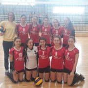 Osnovna škola Glina kvalificirala se na državno prvenstvo u odbojci