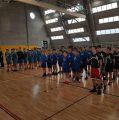 Održano županijsko natjecanje u odbojci za dječake sedmih i osmih razreda