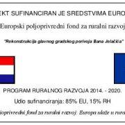 Rekonstrukcija glavnog gradskog perivoja bana Jelačića u vrijednosti 6.421.871,45