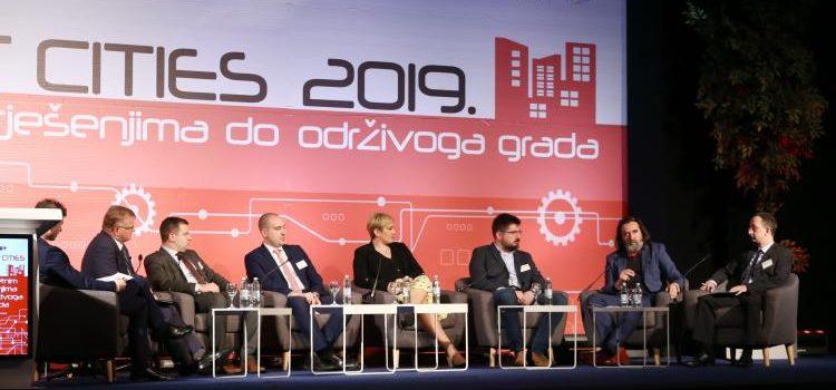 Održana 5. konferencija Smart Cities – Pametnim rješenjima do održivoga grada