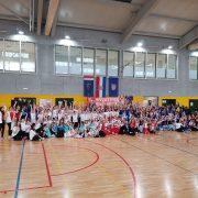 Održano je Regionalno natjecanje mažoretkinja Prvi i viši korak 2019. za Središnju Hrvatsku
