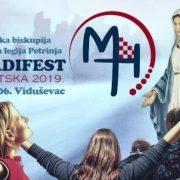 1. mladifest u Hrvatskoj 2019. u Gornjem Viduševcu po uzoru na međugorski