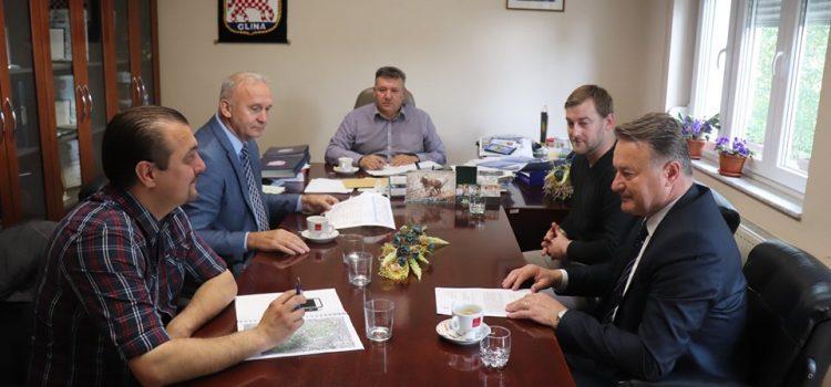 Gradonačelnik održao sastanak sa županom SMŽ i ravnateljom ŽUC-a vezano uz održavanje cesta