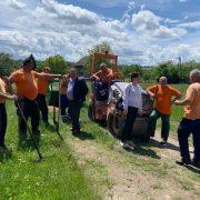 Asfaltiranje cesta – Runjaninova ulica i put uz nasip