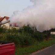 Suzbijanje komaraca – 1. adulticidni i 2. larvicidni tretman na području Grada Gline – 28.05.2019. g.