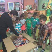Pokloni za djecu Dječjeg vrtića Bubamara Glina
