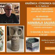 Izložba keramike u Glini