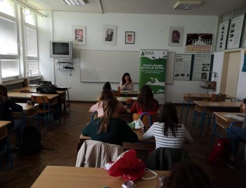 Održana 3. informativno-obrazovna aktivnost – Izgradnja reciklažnog dvorišta u gradu Glini