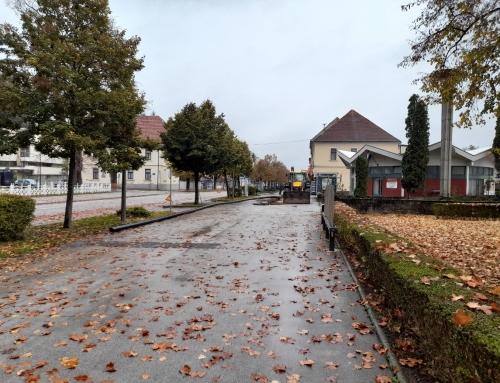 Uređenje nastavka šetnice od 20. Domobranske pukovnije do Sisačke ulice (I faza)