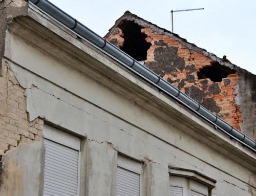 Stambeno zbrinjavanje građana čiji su objekti stradali u potresu
